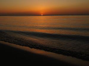 sunset @ Roatan